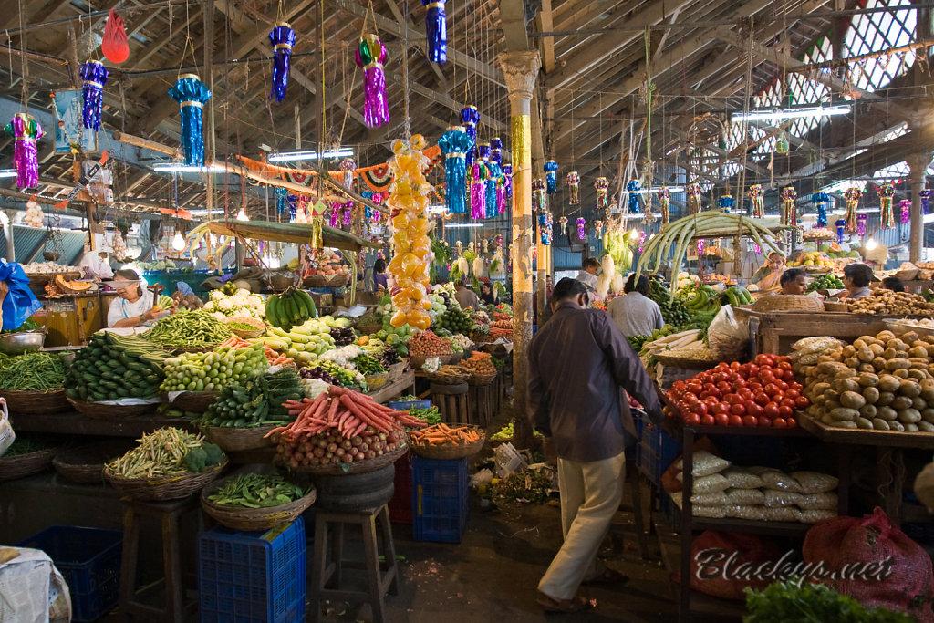 am Gemüsemarkt